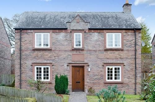 Big Cottages - Beautiful Carlisle Cottage S88469