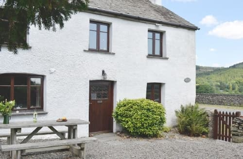 Last Minute Cottages - Excellent Coniston And Grizedale Cottage S18446