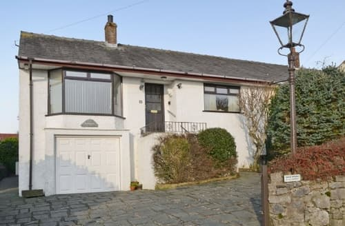 Last Minute Cottages - Charming Grange Over Sands Cottage S18480