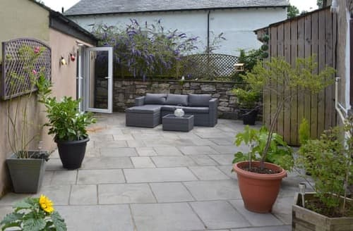 Last Minute Cottages - Attractive Grange Over Sands Cottage S84266