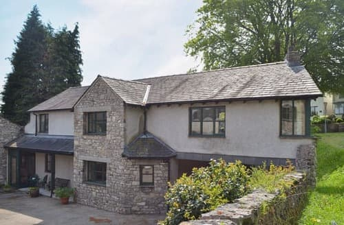 Big Cottages - Tasteful Kendal And Lakes Gateway Apartment S102821