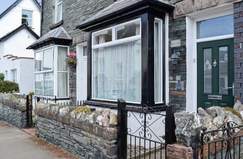 Big Cottages - Inviting Keswick Cottage S84725