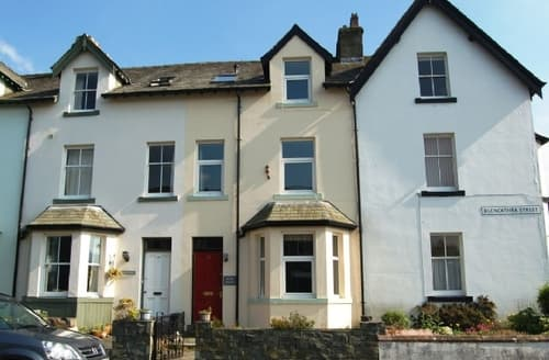 Big Cottages - Beautiful Keswick Cottage S84532