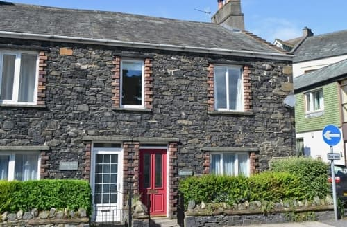 Big Cottages - Attractive Keswick Cottage S41997