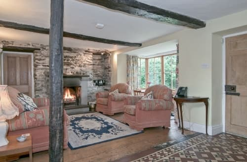 Last Minute Cottages - Attractive Lowick Cottage S18588