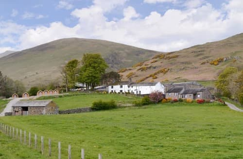 Last Minute Cottages - Inviting Matterdale End Lodge S101296