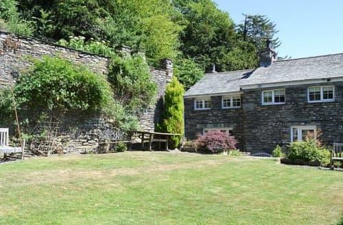 Last Minute Cottages - Adorable Lowick Cottage S105744