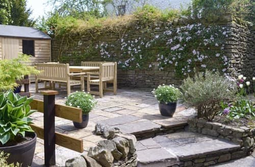 Last Minute Cottages - Beautiful Sedbergh And The Howgill Fells Cottage S96933