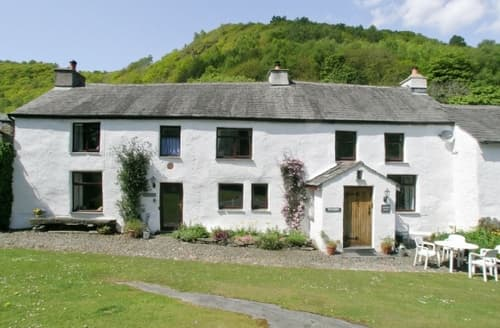 Last Minute Cottages - Charming Ulpha And The Duddon Valley Cottage S18670