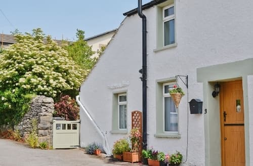 Last Minute Cottages - Cosy Ulverston And Lakeland Peninsula Cottage S18690