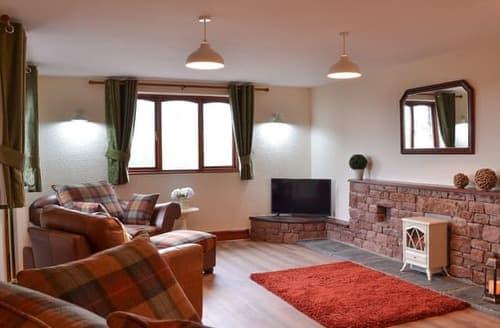 Last Minute Cottages - Splendid Ulverston And Lakeland Peninsula Lodge S106001