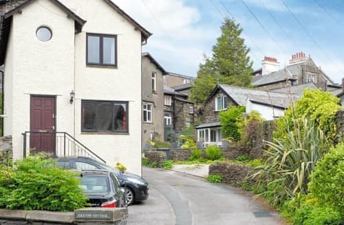 Last Minute Cottages - Inviting Windermere Cottage S18731