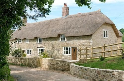 Big Cottages - Lovely Axminster Cottage S49812