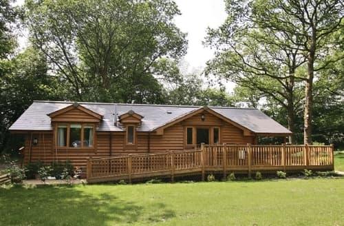 Last Minute Cottages - Charming Tiverton Lodge S18827