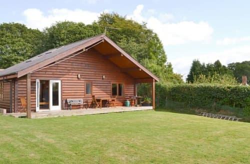 Last Minute Cottages - Splendid Tiverton Lodge S18838