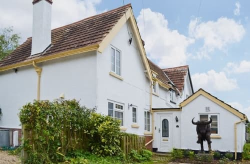 Last Minute Cottages - Delightful Tiverton Cottage S39588