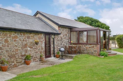 Last Minute Cottages - Gorgeous Hartland Cottage S114656