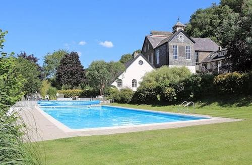 Last Minute Cottages - Splendid Totnes Lodge S19507