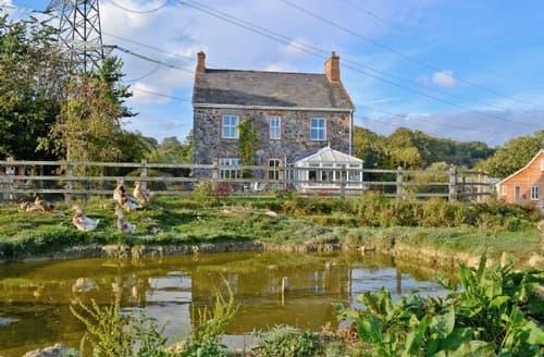 Big Cottages - Delightful Newton Abbot Cottage S19371