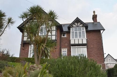 Last Minute Cottages - Captivating Torquay Cottage S44295