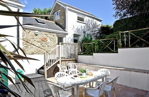 Big Cottages - Quaint Ivybridge Cottage S85284