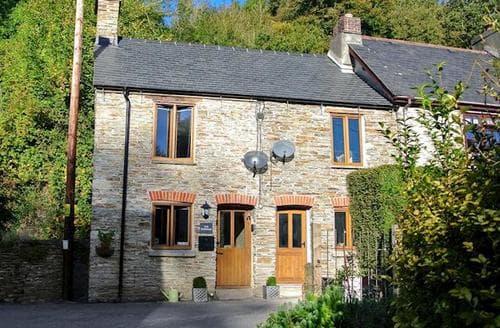 Last Minute Cottages - Exquisite Tavistock Cottage S19595