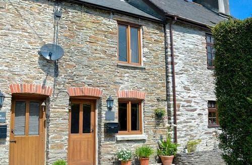 Last Minute Cottages - Excellent Tavistock Cottage S81952