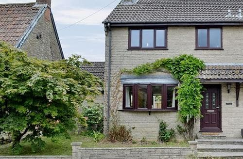 Big Cottages - Cosy Beaminster Cottage S57754