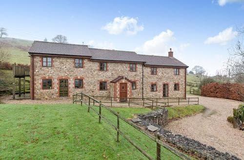 Big Cottages - Splendid Bettiscombe Cottage S19642