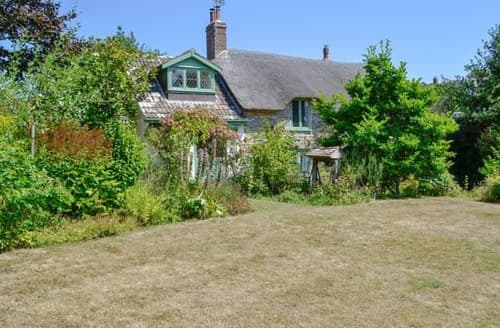 Big Cottages - Stunning Bridport Cottage S19697