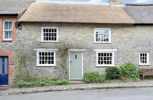 Big Cottages - Superb Bridport Cottage S19719