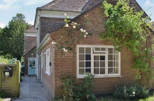 Last Minute Cottages - Charming Dorchester Cottage S19779