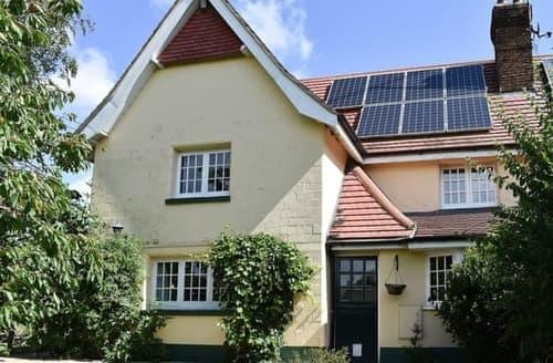 Last Minute Cottages - Excellent Blandford Forum Cottage S121153