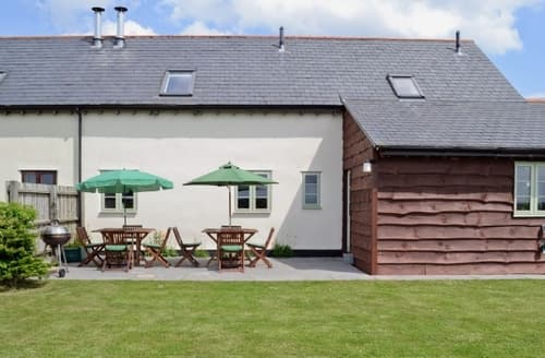 Last Minute Cottages - Superb Shaftesbury Cottage S19829