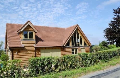 Last Minute Cottages - Delightful Shaftesbury Lodge S114349
