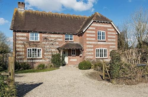 Last Minute Cottages - Gorgeous Shaftesbury Cottage S90761