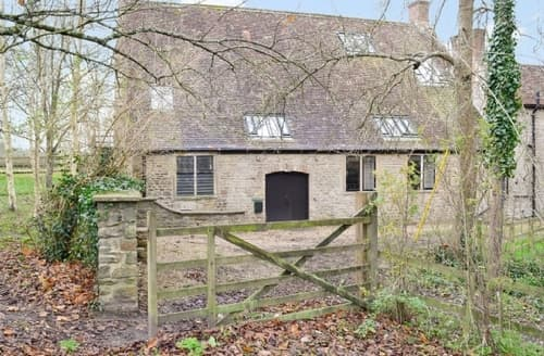 Big Cottages - Stunning Sherborne Cottage S19869