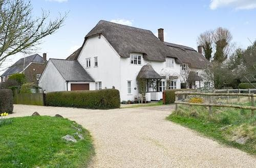 Last Minute Cottages - Lovely Wareham Cottage S84793