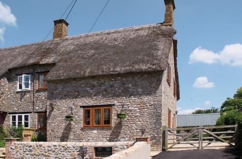 Last Minute Cottages - Superb Chard Cottage S20085