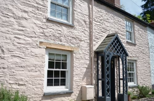 Last Minute Cottages - Splendid Dulverton Cottage S20119