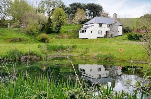 Big Cottages - Lovely Dulverton Cottage S80949