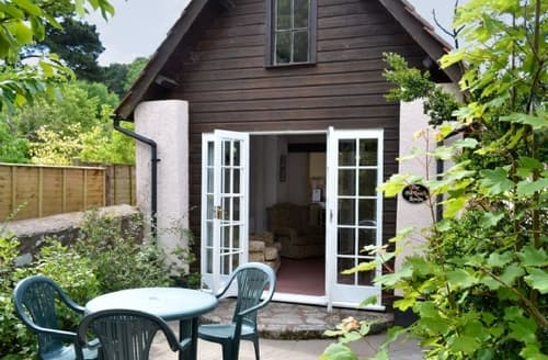 Last Minute Cottages - Luxury Minehead Cottage S20170
