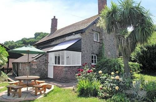 Last Minute Cottages - Excellent Minehead Cottage S20175