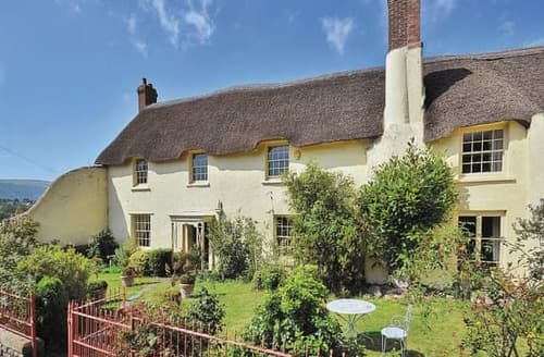 Last Minute Cottages - Tasteful Porlock Cottage S20229
