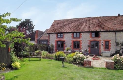 Big Cottages - Cosy Yeovil Cottage S26244
