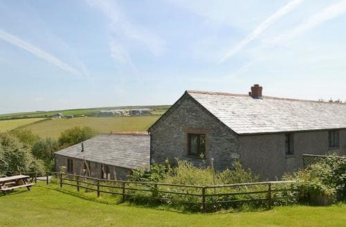 Last Minute Cottages - Tasteful Boscastle Cottage S20399