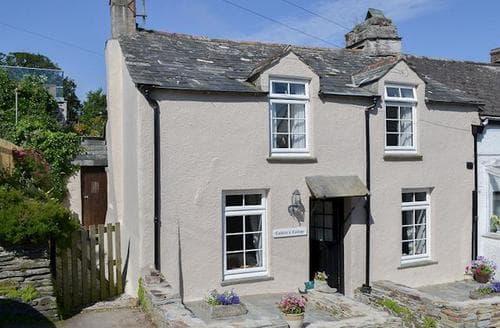 Last Minute Cottages - Inviting Boscastle Cottage S20402