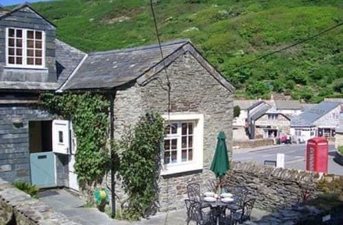Last Minute Cottages - Superb Boscastle Cottage S20408