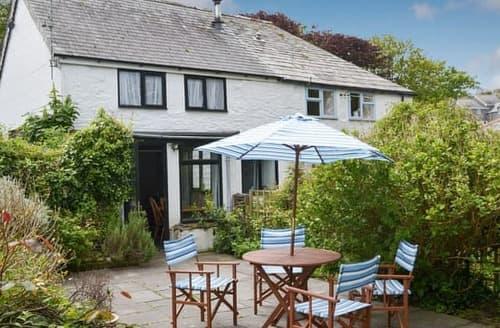 Last Minute Cottages - Quaint Boscastle Cottage S97651