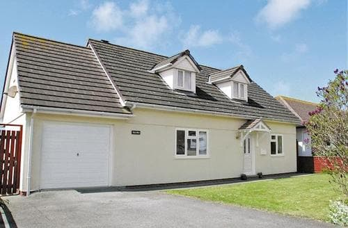 Big Cottages - Superb Bude Cottage S20459